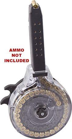 Glock 22 23 Drum Magazine 40 S&W 50rd MAG NEW $69.99