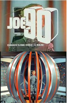 Joe 90 originally aired in but was repeated during the 1970s Childhood, My Childhood Memories, Joe 90, Kids Tv, Old Tv Shows, Vintage Tv, Do You Remember, Classic Tv, Old Toys