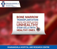 What is Bone Marrow Transplant? Bone Marrow Transplant is a treatment to overcome deadly diseases like Leukemia, blood disorders, immune disorders, etc. by replacing the unhealthy blood cells with the healthy ones.