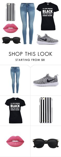 """""""Deportiva con clase."""" by susana-martinez-martinez on Polyvore featuring moda, MICHAEL Michael Kors y Lime Crime"""