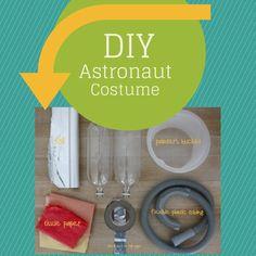 Totally fun DIY Astronaut Costume! #BabyCenterBlog