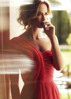 Emily Blunt. She is fabulous