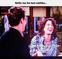 Netflix Captions Are Gold