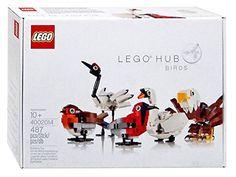 For the serious birder/ bird lover. Amazon.com: Lego Hub Birds Exclusive Set 4002014: Toys & Games