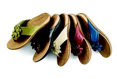 Having foot pains?  Try Orthaheel Sandals.  They cured my plantar fasciitis!!!! Love them!!!!!