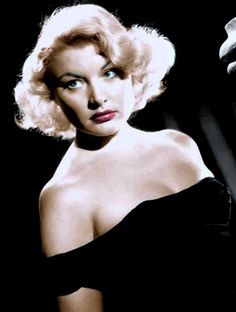 Barbara Payton started out as did many starlets in B-movies, Noir Thrillers that cast her as the femme fatale. Description from iheartingrid.wordpress.com. I searched for this on bing.com/images