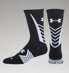 Boys' UA Undeniable Crew Socks   Under Armour US