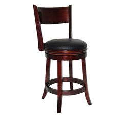"Found it at Wayfair - Palmetto 24"" Barstool in English Tudor"