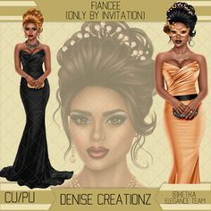 Denise Creationz: Fiancee (only by invitation)