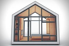 The Bunkie cabin by 608 Design Studio
