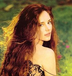 Madeleine Stowe... admired for her performance in The Last of the Mohicans.