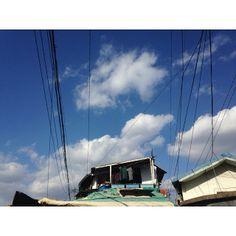.@ryu_minamii   #하늘 #구름 #빨래 #하나님짱   Webstagram