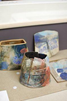 Kate Boyce ceramic Hannah Nunn