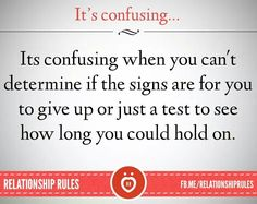 It's confusing... #Relationship #Rules #Relationshiprules