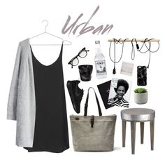 """""""Untitled #26"""" by nagy-bori on Polyvore featuring HAY, Topshop, Currey & Company, Cutler and Gross, Chicwish, Casetify and NIKE"""