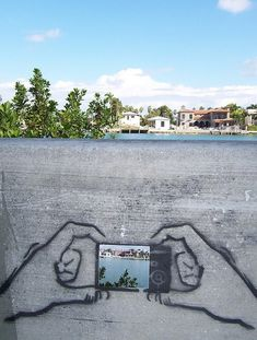 Street Art in Cabeza, Miami