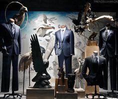 Bergdorf Goodman | Flickr - Photo Sharing! Retail Windows, Store Windows, Display Windows, Window Displays, Shops, Retail Merchandising, Showcase Design, Display Design, Bergdorf Goodman