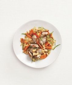 Sausage With White Beans and Tarragon | RealSimple.com