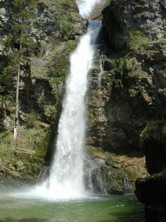the best place to relax: our waterfall Alps, The Good Place, Waterfall, Relax, Places, Outdoor, Outdoors, Waterfalls, Outdoor Games