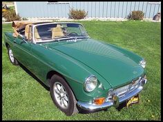 1969 MG B Convertible 1800 CC, 5-Speed for sale by Mecum Auction