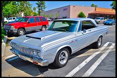 1964 Plymouth Sport Fury Two Door Hardtop