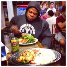 Bodybuilder Kai Greene Workout Routine Diet Plan