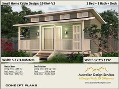 Cabin House Plans, Small House Plans, Tiny Cabin Plans, Pool House Plans, Cabin Kits, Cabin Design, Tiny House Design, Pool House Designs, Kiwi