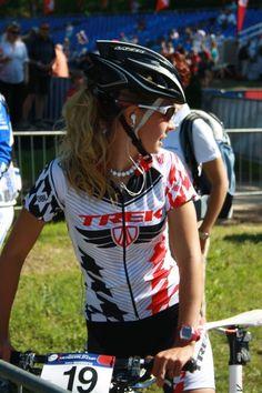 Emily Batty - pro XC mountain biker