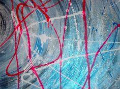 Shock Blue 1 by Maggie Berg - Indiewalls