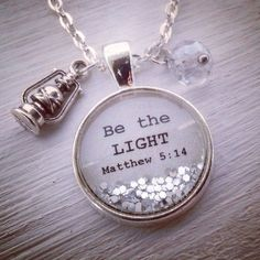 Christian Jewelry, Christian Gifts, Resin Pendant, Pendant Jewelry, Pendant Necklace, Stamped Jewelry, Handcrafted Jewelry, Handmade Necklaces, Personalized Jewelry