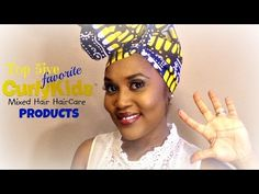 Top 5 Favorite Curly Kids Products - YouTube @iamawog