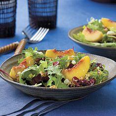 Cranberry-Nectarine Salad | MyRecipes.com