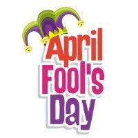 Happy April Fool's Day!