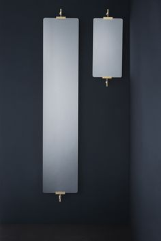 Stunning KBH Mirror with Brass Fittings - LifeEdited