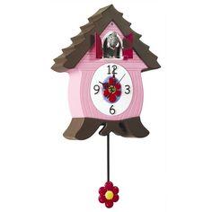 Coo Coo Clocks Novelty Elephant Cuckoo