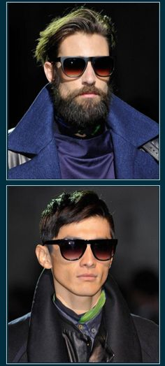 Paul Smith Sunglasses Fall 2012 Menswear