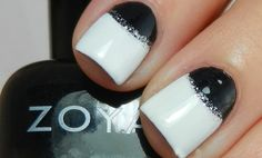 Nails which add themselves with different coats of glitters, maybe fully of the glitters or maybe with a mix of plain colors and glitters; make different sorts of glitter nail art designs. The glitter nail paints make the nails glow and shine which gets a lot of eyes on the lady and makes her blush. [...]