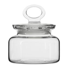 ava jar & lid clear glass 2.6L Jar Lids, Clear Glass, Ava, Pot Lids