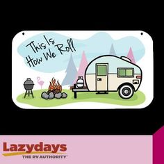 How do you roll? #rv #travel #home