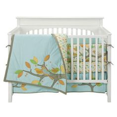 Target Little Tree 4 Piece Baby Crib Bedding Set By Migi Image Zoom