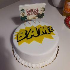 Bars&Melody cake