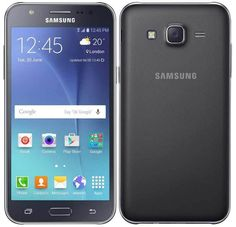 Samsung J500F GALAXY J5 black Smartphone