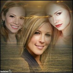 GH 3 Carly's Sarah Brown, Tamara Braun and Laura Sisk Wright. Missing is Jennifer Bransford(Carly # 3).GENERAL HOSPITAL #GH #GH50