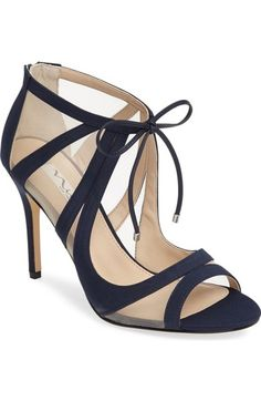 Nina Cherie Illusion Sandal (Women) available at #Nordstrom
