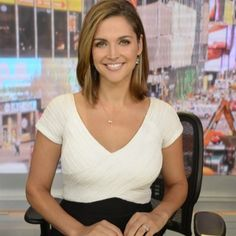 ABC Correspondent Paula Faris