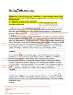 Academic writing help for ielts tips band 8