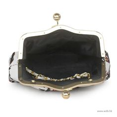 boho wedding Chic Stainless Iron Small Clutches $42.99