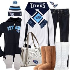 Tennessee Titans Winter Fashion
