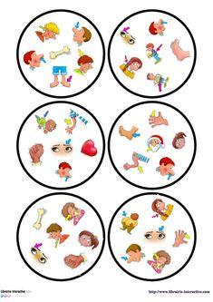 Une version du célèbre jeu de DOBBLE sur le thème des fruits et légumes.