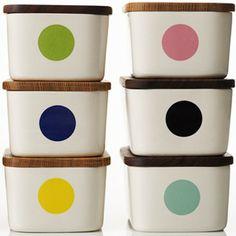 Helbak Smørboks dot - farve ligegyldig - 400 kr. http://www.luxoliving.dk/helbak-smoerboks-dot/